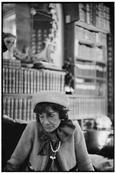 FRANCE. Paris. French fashion designer Coco CHANEL. 1964.