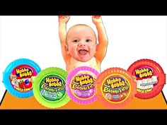 Learn Colors with HUBBA BUBBA Tape! Bad Baby Crying Finger Family Song vid | World Celebrity Gossips