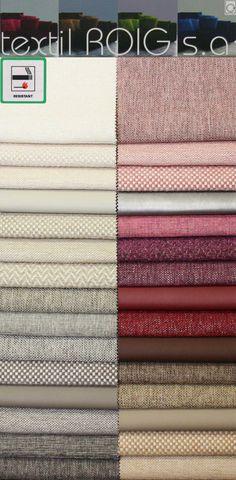 New collection New colors www.textilroig.com www.giortex.com