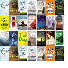 "Wednesday, October 22, 2014: The Brookfield Library has 11 new bestsellers and ten other new books in the Literature & Fiction section.   The new titles this week include ""Leaving Time: A Novel,"" ""Lila: A Novel,"" and ""Some Luck: A novel."""