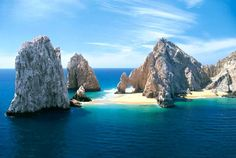 Lover's Arch and Beach! Cabo San Lucas, Mexico
