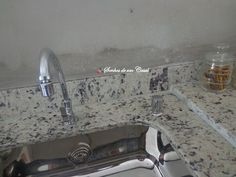 torneira e dosador de detergente