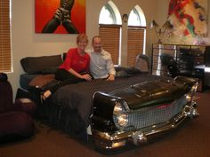 60  lincoln bed !