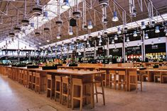 New part, Mercado da Ribeira, Lisbon, Portugal