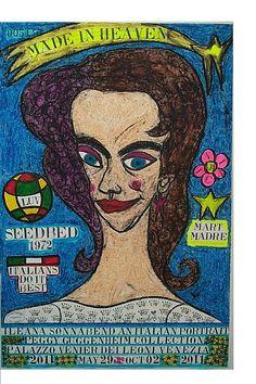 Ileana Sonnabend an italian portrait in Venice