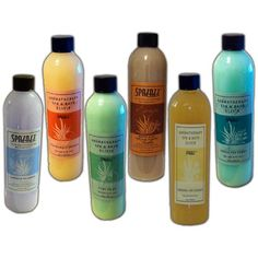 Happy Hot Tubs 12oz. Spazazz Hot Tub Elixir Fragrance Spa Aroma Oil