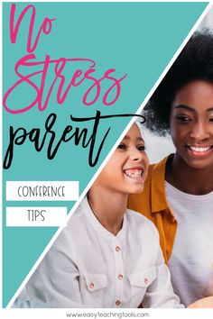 Do you have parent conferences coming up and you need parent teacher conference forms, parent teacher conference ideas, or parent teacher conference tips? Use these simple parent conference ideas. Parent Teacher Conference Forms, Parent Teacher Communication, Family Communication, New Teacher Classroom Ideas, Teacher Hacks, Classroom Organization, Classroom Management, Autism Classroom, Classroom Resources