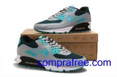 buy online 1d7ea 43578 Comprar barato hombre Nike Air Max Zapatillas  (color:blanco,negro,gris,verde,azul) en linea en Espana.
