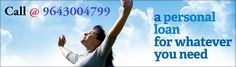 We are here to provide all type of loans information which is related to all the leading banks like Axis Bank, ICICI Bank, HDFC Bank, PNB HFL, India Bulls, DHFL and Tata Capital etc. http://www.loan-clinic.com/personal-loan.html