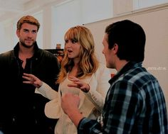Jennifer, Josh and Liam