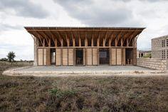 Bauen Fur Orange Farm - HANDWERKSSCHULE NAIROBI