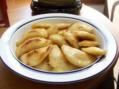 The Life of CK and Nate: Gluten Free Sweet Potato Pierogi's
