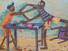 The Ghanaian Artists Osei-Duro Hearts