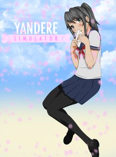 """""""Oh, Senpai. Why do have to be so perfect and have such a warm heart?"""" Yandere-chan whispered while taking photos of Senpai. Yandere-chan had so many dreams of her being with him. All of the sudden Saki Miyu walking outside of the school to go talk..."""