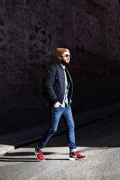 Street Snap ! Bomber Jacket | Fashion Gatecrasher