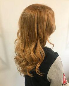 Obsessed with @jaimie_olive new hair Colour  @wellahair @wellapro_anz Darshana Wellawa - - - - - - -  #perthhairdresser #perthsmallbusiness #perthisok #perthwedding #EmilyRoseHairdressing #perthnow #dreamhunter #braidgame #perth #perthhair #perthbraids #perthfashion #hairstyle #hairartistry #haircolour #braids #hair #copperhair #goldhair #wella #wellawa #wellacolour        Trend Trendy Hair Hairstyles Makeup Beauty