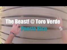 THE BEAST! , PUERTO RICO'S MILE LONG ZIPLINE!!!