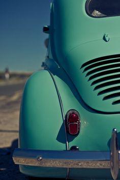 """1961 Volkswagen Beetle """"Turquoise Green"""""""