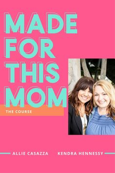The dishes and laundry pile up, you get up early, but are late for everything. You've almost accepted that surviving motherhood is the best you can hope for but that can't possibly be true…can it? Made for This Mom is must-have program that dives into: Ho Allie Casazza, Diy Cleaning Products, Cleaning Tips, Home Management, Home Organization Hacks, Laundry Hacks, Getting Up Early, Learning To Be, Like A Boss