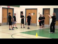 Physical Activity Idea - Can't Touch This - YouTube