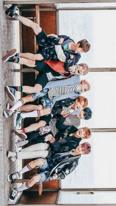 BTS  Bangtan  Boys Bulletproof Boy Scouts  Beyond The Scene