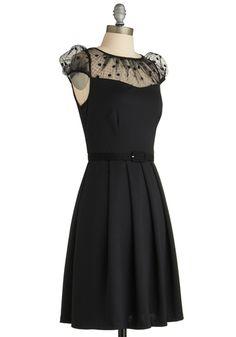 Eva Franco The Missing Ink Dress | Mod Retro Vintage Dresses | ModCloth.com