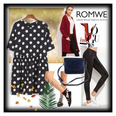 """Romwe-X/5"" by nihada-niky ❤ liked on Polyvore featuring Nika and romwe"