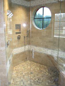 Pro #1958796 | GraniteWorks | Dallas, TX 75247 Master Bath Remodel, Glass Shower, Guest Bath, Kitchen Remodel, Dallas, Bathtub, Standing Bath, Bathtubs, Bath Tube