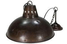 Lámparas industriales de techo modelo Dixon Smart.
