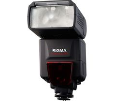 SIGMA  EF-610 DG SUPER Flashgun - for Canon Price: £ 135.00 Top features: - Equipped with the latest TTL auto flash exposure - Bounce-flash function with movable flash head - Autozoom function changes the illumination angle with lens angle of view - TTL wireless flash function for remote flash Equipped with the latest TTL auto flash exposure The Sigma EF-610 DG SUPER Flashgun is designed to...