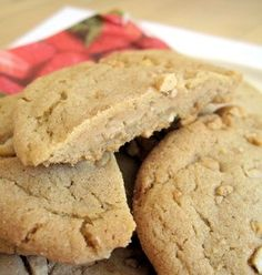 From Scratch Double Delight Peanut Butter Cookies #bakeoff