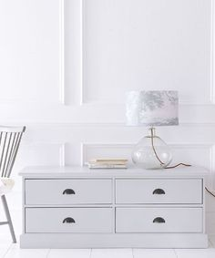 Shaker low chest of drawers 20% off