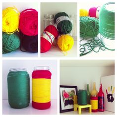 :) Recycled Bottles, Recycling, Jar, Mugs, Tableware, Dinnerware, Recycle Bottles, Cups, Dishes