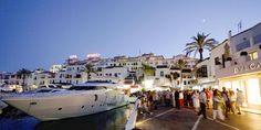 Shopping Puerto Banus Marbella