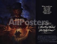 Something Wicked This Way Comes - Style Movies Poster - 71 x 56 cm