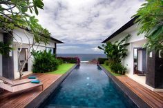 pool with a view.