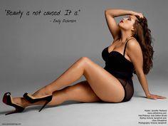 As seen in PLUS Model Magazine www.plus-model-mag.com Shot by Victoria Janashvill