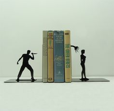 Horror Bookends