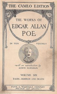 Leaping Frog Designs: Vintage Clip Art The Works Of Edgar Allan Poe Tales Of Horror And Death