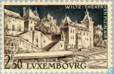 Luxembourg - Landscapes 1958