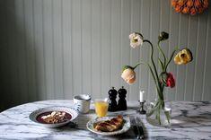 Kitchen Definition, Design Art, Interior Design, Bradford, Cut Flowers, Interior Inspiration, Kitchen Dining, Flora, Table Settings