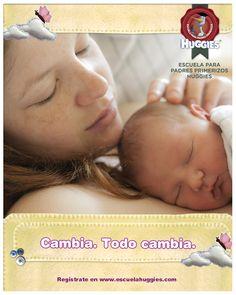 Cuando nace el bebé, tu cuerpo debe adaptarse a un nuevo cambio. ¡Conoce los cambios en tu cuerpo durante el postparto! http://escuelahuggies.com/Cambiosofia/Postparto--los-cambios-en-tu-cuerpo.aspx