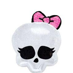 Monster High Skullette Folie Ballon - Sisters in Wonderland Festa Monster High, Monster High Birthday, Monster Party, Monster High Party Supplies, Kids Party Supplies, Party City Balloons, Mylar Balloons, Balloon Party, Costume Halloween