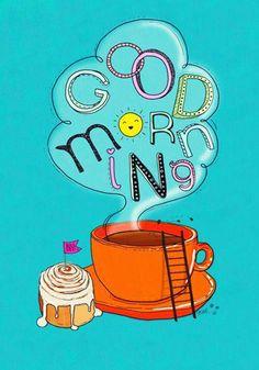 Good Morning. #coffee