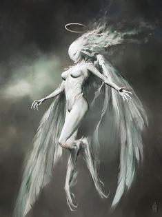Artista cria versão monstruosa dos signos do zodíaco | Virgem