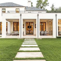 every great path leads to the porch [of course]. #exterior #architecture @clappy_ home builders