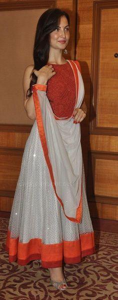 Post by Khan's Creation ( on anarkali, white Anarkali Dress, Pakistani Dresses, Indian Dresses, Ikat Dresses, Sari Dress, Lehenga, Indian Attire, Indian Wear, Indian Outfits