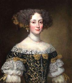 The Athenaeum - Anna Caffarelli Minuttiba (Jacob Ferdinand Voet - )
