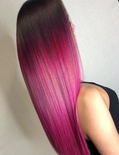 Stunning Creating Illuminating Hair Color Ideas - All For Hair Color Trending Hair Color Pink, Cool Hair Color, Hair Colors, Latest Hair Color, Dye My Hair, Hair Highlights, Messy Hairstyles, Ombre Hair, Hair Inspo