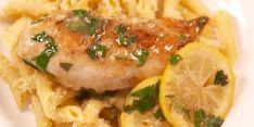 Our Lemon Garlic Chicken Puts the Olive Garden Menu to Shame Garlic Recipes, Lemon Recipes, Greek Recipes, Chicken Recipes, Green Egg Recipes, Lemon Garlic Chicken, Cooking Recipes, Healthy Recipes, Delicious Recipes